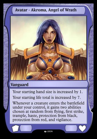 Akroma, Angel of Wrath Avatar image