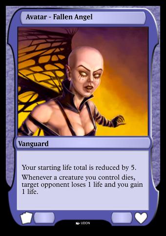 Fallen Angel Avatar image