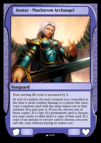 Maelstrom Archangel Avatar image