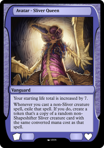 Sliver Queen Avatar image