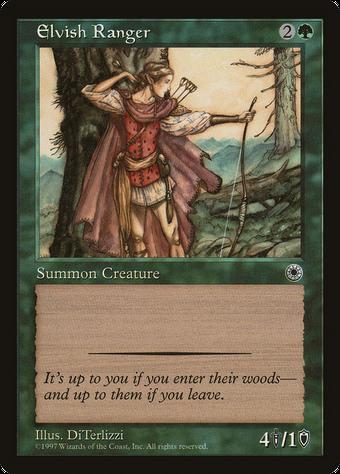 Elvish Ranger image