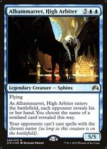 Alhammarret, High Arbiter image