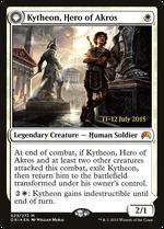 Kytheon, Hero of Akros // Gideon, Battle-Forged image