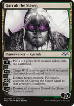 Garruk the Slayer image