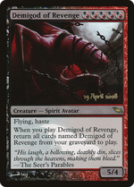 Demigod of Revenge image