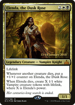 Elenda, the Dusk Rose image
