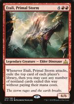 Etali, Primal Storm image