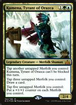 Kumena, Tyrant of Orazca image