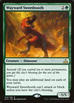 Wayward Swordtooth image