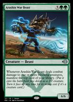 Arashin War Beast image