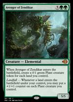 Avenger of Zendikar image