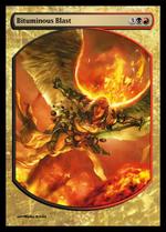 Bituminous Blast image