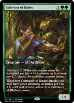 Cultivator of Blades image