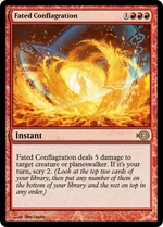 Fated Conflagration image