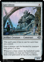 Gate Colossus image