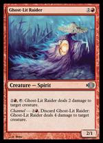 Ghost-Lit Raider image