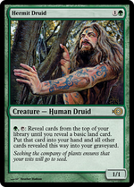 Hermit Druid image