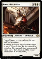 Hixus, Prison Warden image