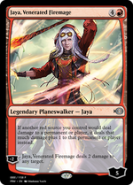 Jaya, Venerated Firemage image
