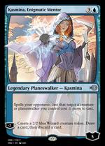 Kasmina, Enigmatic Mentor image