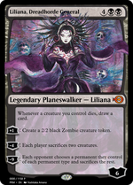 Liliana, Dreadhorde General image