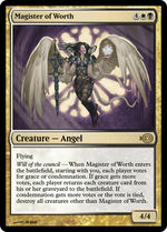 Magister of Worth image
