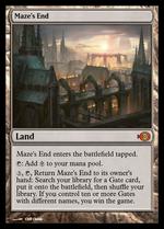 Maze's End image