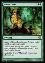 Natural Order image