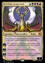 Nicol Bolas, Dragon-God image