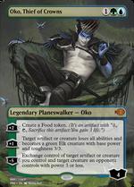 Oko, Thief of Crowns image