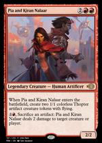 Pia and Kiran Nalaar image