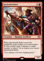 Quicksmith Rebel image