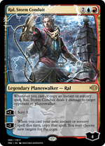 Ral, Storm Conduit image
