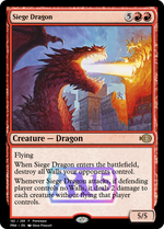 Siege Dragon image