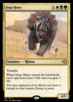 Siege Rhino image