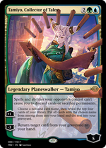 Tamiyo, Collector of Tales image