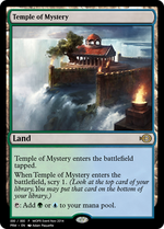 Temple of Mystery image