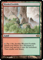 Wooded Foothills image