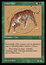 Zodiac Tiger image