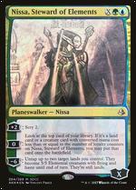 Nissa, Steward of Elements image