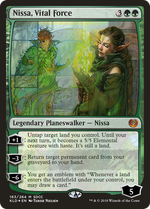 Nissa, Vital Force image