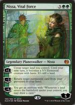 Nissa, Vital Force image