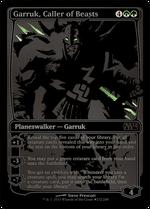 Garruk, Caller of Beasts image