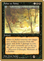 Ashes to Ashes image