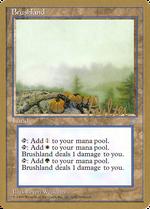 Brushland image