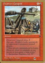 Dwarven Catapult image