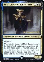 Atris, Oracle of Half-Truths image