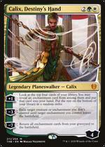 Calix, Destiny's Hand image