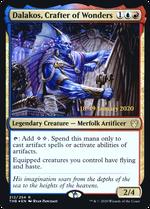 Dalakos, Crafter of Wonders image