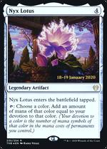 Nyx Lotus image